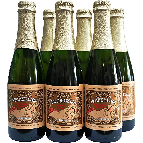 Lindemans Pecheresse, 2,5%vol - 6 x 375ml