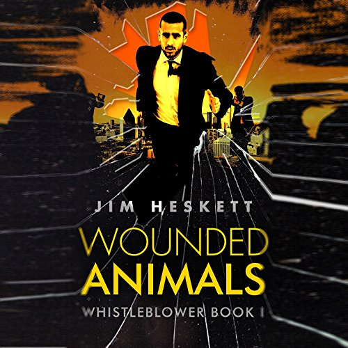 Wounded Animals cover art