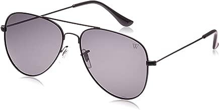 Winstonne Kenzo Men's Aviator Polarized Sunglasses - WNPO1002 60-14-135mm
