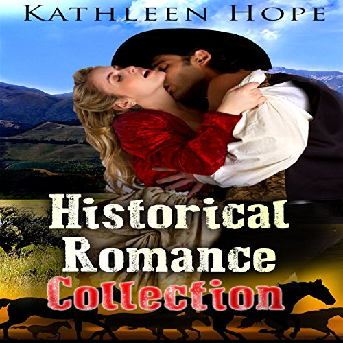 Historical Romance Collection audiobook cover art