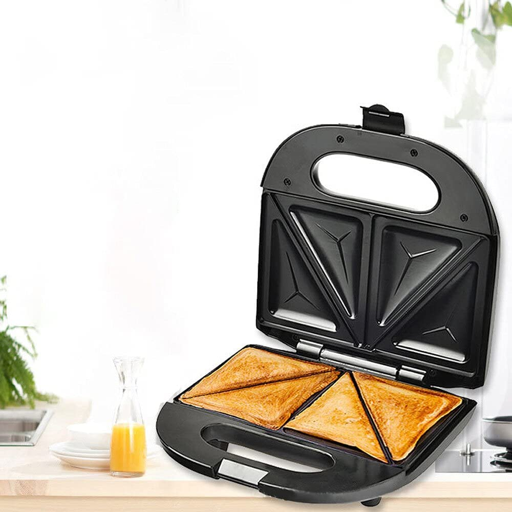 QDSV Sandwich Maker 3-in-1 Waffle with Detachable Sales of SALE items from new works Iron 3 Non-st Trust