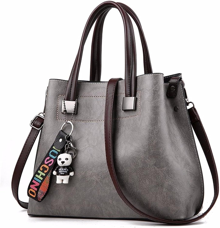 FANnb Mode Handtaschen Damen einzelne Umhängetasche Umhängetasche Umhängetasche diagonale Handtasche B07MNF9Z1Q  König der Menge 3a74e0