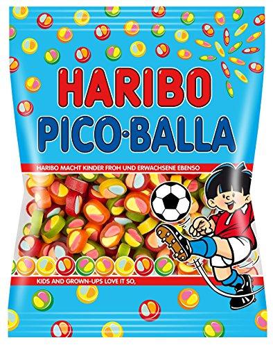 Haribo Pico-Balla, 6er Pack (6 x 175 g Beutel)