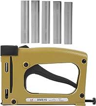 DFGH Pistola De Clavos Manuales, Pistola De Clavos Manuales para Producción De Muebles Decoración De Interiores Producto De Cuero HM515