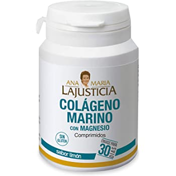 Ana Maria Lajusticia - Algas – 104 comp (sabor limón). Mejora de ...