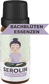 SEROLIN | Stimmungs Globuli | Bachblüten | Angst, Nerven und Unruhe | Made in Germany
