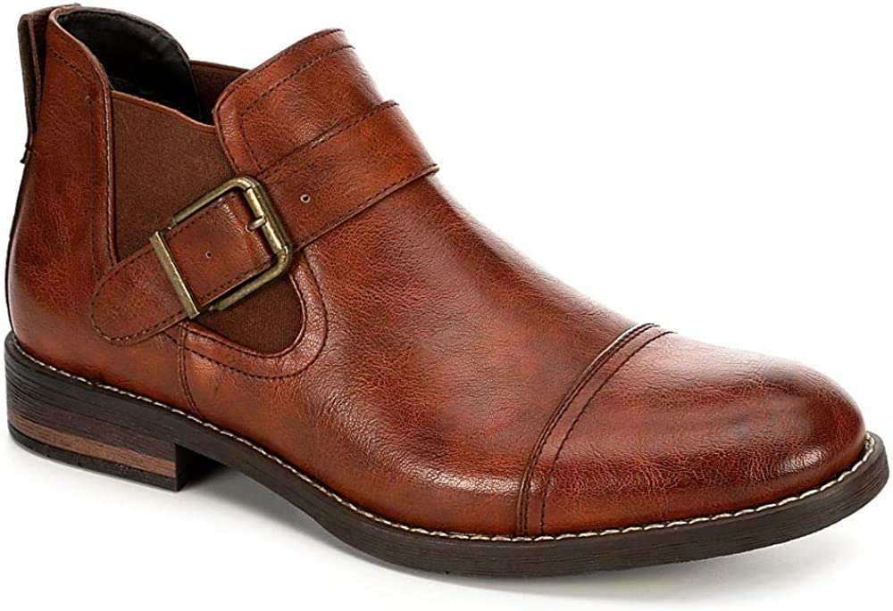 Discount is also underway Day Five Mens Factory outlet Slip On Shoes Chelsea Ankle Boot