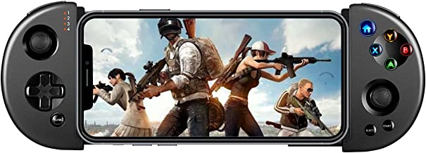Wireless Android Game Controller, Retractable Telescopic PUBG Controller Joystick Gamepad with L3 R3 Buttons for Android Phones