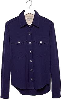 Nathan Wool Double Pocket Shirt