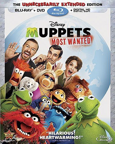 Muppets: Most Wanted [Edizione: Stati Uniti] [USA] [Blu-ray]