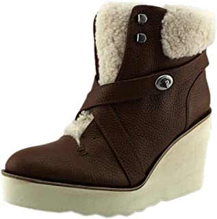 Best coach wedge boots Reviews