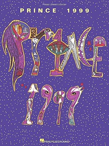 Prince - 1999 (PIANO, VOIX, GU)