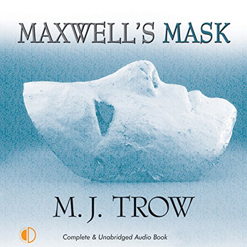 Maxwell's Mask audiobook cover art