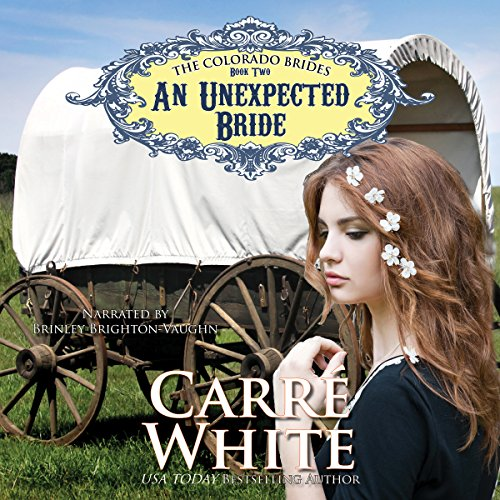 An Unexpected Bride audiobook cover art