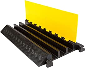 Rage Powersports Modular 3-Channel Rubber Cable Ramp Middle Section