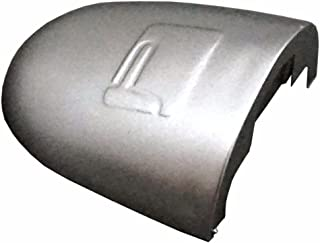 Bross BDP576 Door Handle Key Hole Cover Cap:8200036411 Silver Color LEFT Side for Renault