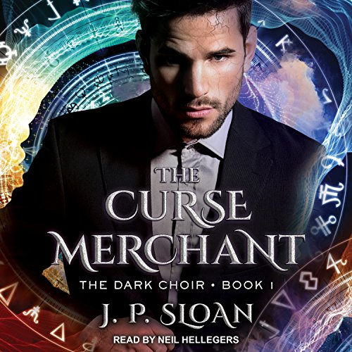 The Curse Merchant audiobook cover art