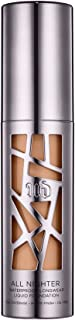 Urban Decay All Nighter Liquid Foundation, 6.5 Medium Beige - Flawless, Full Coverage for Oily & Combination Skin - Matte ...