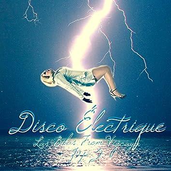 Disco Électrique, Pt. 2 - EP