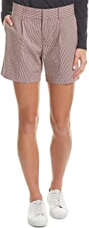 Brooks Brothers Womens Short, 0, Red