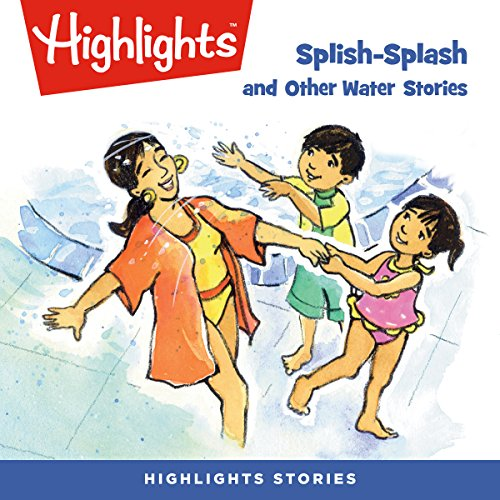 Splish-Splash and Other Water Stories copertina