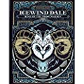 D&D Ice Wind Dale: Rime of The Frost Maiden Alternate Hard Cover by Wizards of the Coast