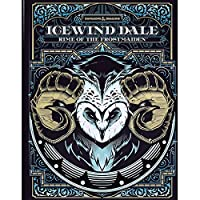 Dungeons & Dragons: Icewind Dale: Rime of the Frostmaiden (Alt Cover)