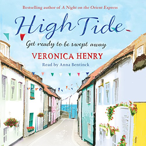 High Tide audiobook cover art