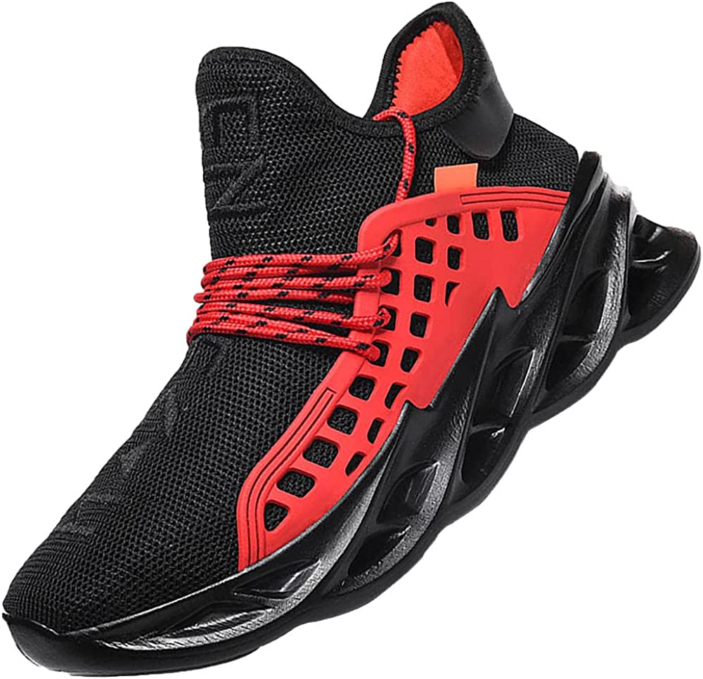Ailsyyg Mens Running Shoes Max 70% OFF Outlet 88% OFF Mesh Breathab Walking Breathable