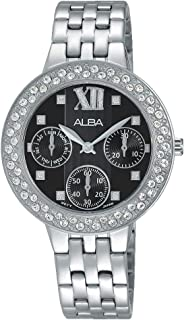 Alba Watch for Women, Analog, Stainless Steel - AP6461X