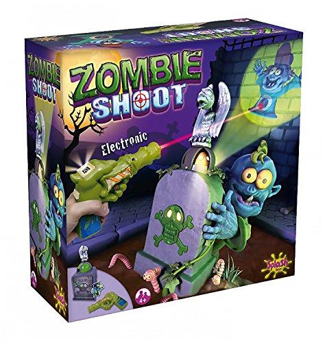 Splash Toys 56003 - Reaktionsspiel - Zombie Shoot