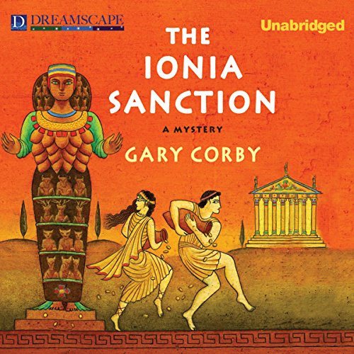 The Ionia Sanction audiobook cover art
