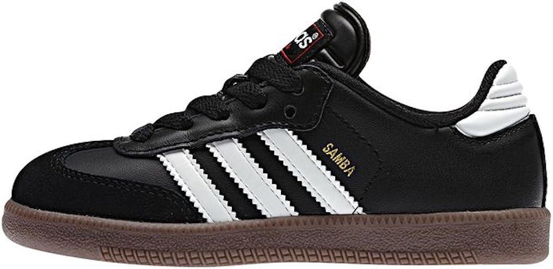 39ab53f5d Adidas Samba Classic Junior Indoor Soccer shoes (Black, White) Sz. Sz. Sz.  9C b421db