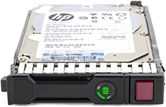 HP 600 GB 2.5-Inch Internal Hard Drive 600 SAS 16 MB Cache Internal Bare or OEM Drives 652583-B21