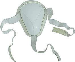 HRS Super Cricket Abdominal Guard Plastic Groin Cup Abdo Protector-Men`s Size