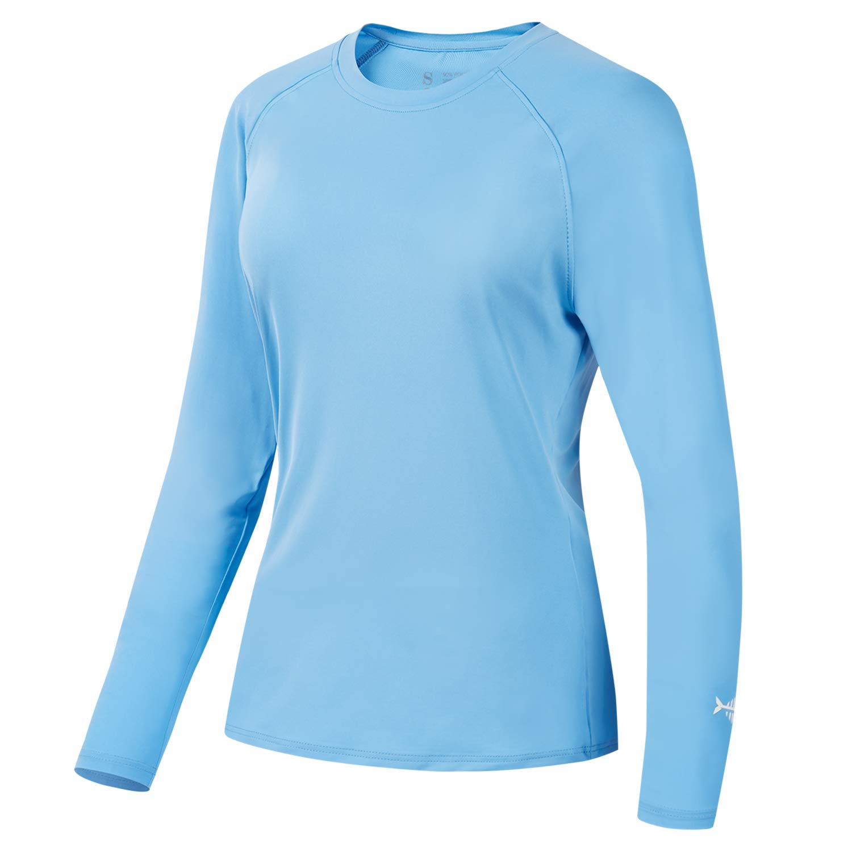 Sun Protection Fishing Shirt Short Sleeve UV T-Shirt Breathable Bassdash UPF 50