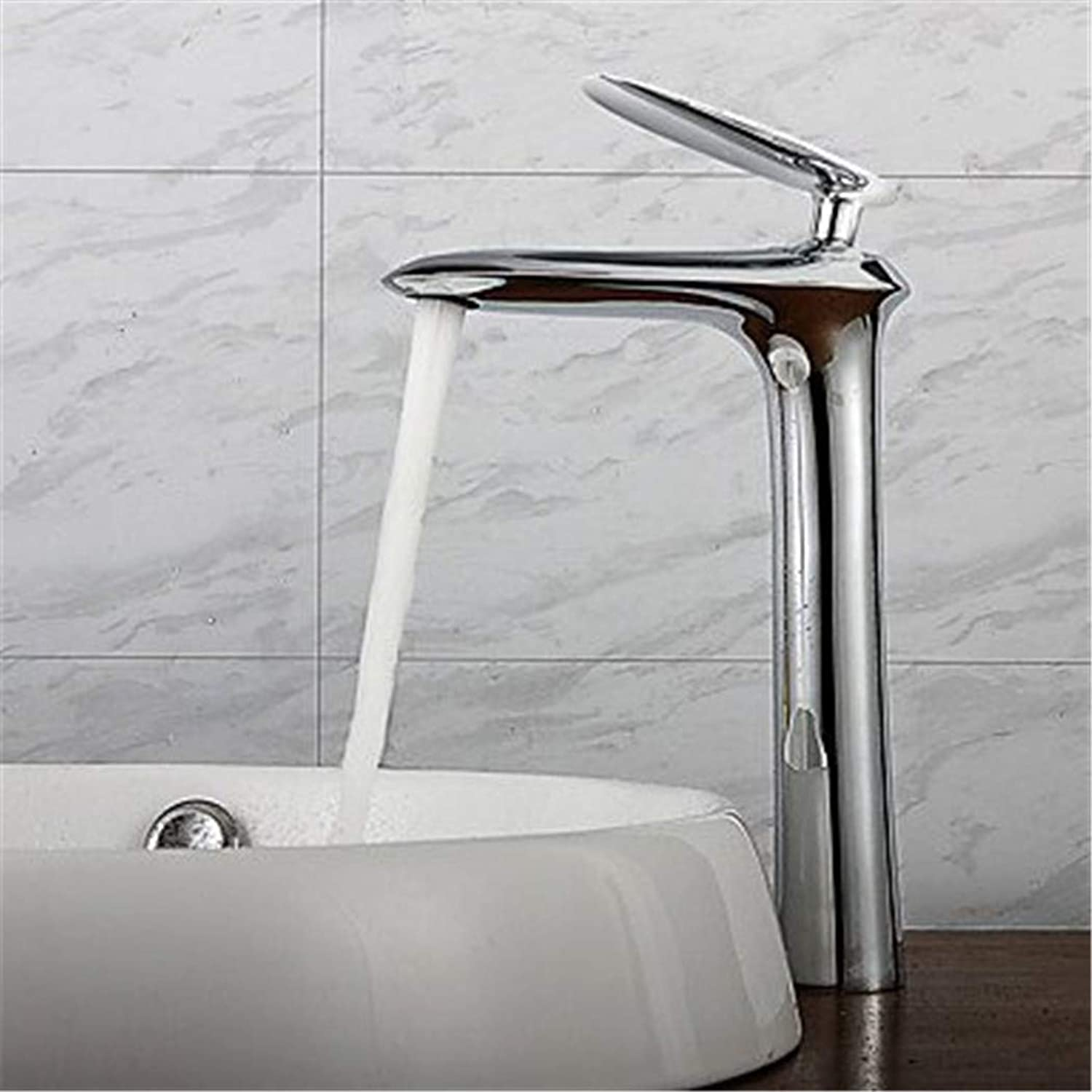 Kitchen Sink Taps Bathroom Taps Retro Modern Central Position Waterfall Thermostatic Rain Shower with Ceramic