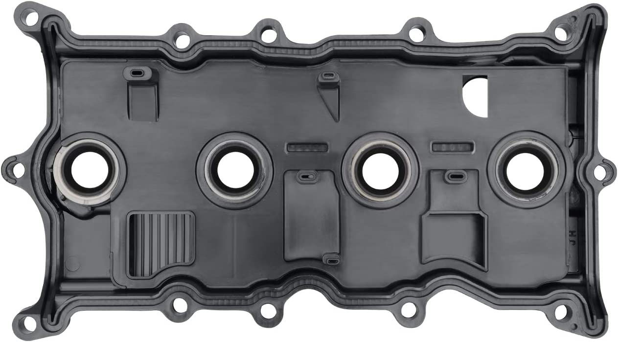 Camshaft Engine New Valve Cover /& Gasket Set Compatible with 07-13 NISSAN Altima Sentra SE-R 2.5L Part No.13264JA00A