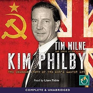 Kim Philby cover art