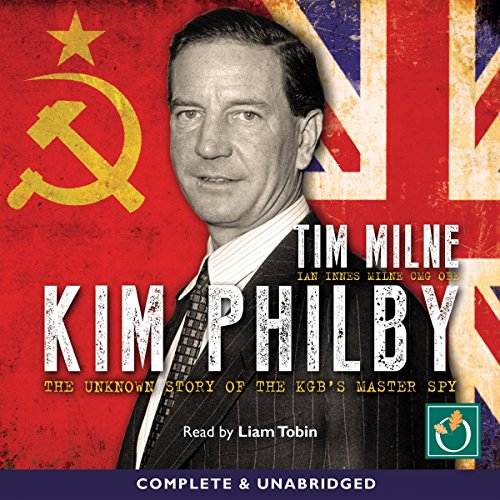 Kim Philby cover art