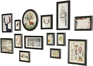 Foto de la Pared Pintura Decorativa Marco de Fotos Colgar en la Pared combinación de Pared Personalidad Creativa Sala de E...