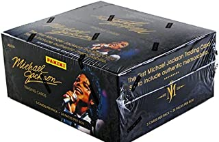 Best michael jackson panini trading cards Reviews