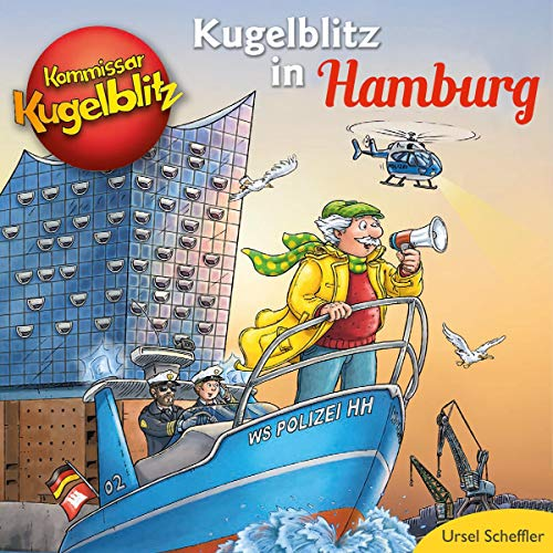 Kugelblitz in Hamburg Titelbild