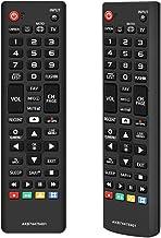 Gvirtue AKB74475401 Remote Control Compatible Replacement for LG TV 43LF5900 43UF6400 43UF6430 43UF6800 43UF6900 43UF7590 43UF7600 49LF5900 49UF6400 49UF6430 49UF6490 49UF6800 49UF6900 49UF7590