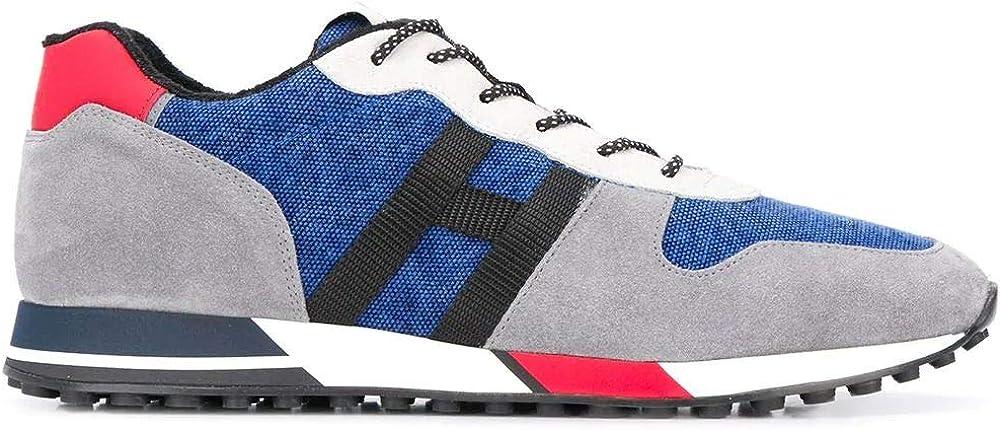Hogan luxury fashion uomo multicolor sneakers HXM3830AN51NE9719F