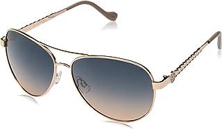 Women's J5702 Aviator Sunglasses