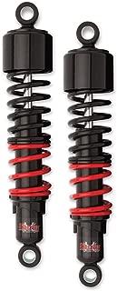 Burly B28-1251 Black Stiletto Shock