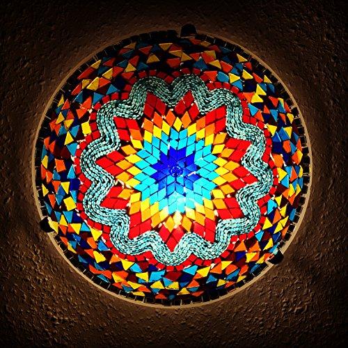 Mosaik - Deckenlampe Wandlampe NEU