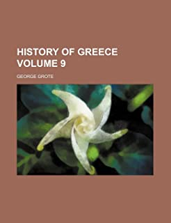 History of Greece Volume 9