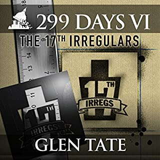 The 17th Irregulars audiobook cover art